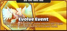 Evolve Event