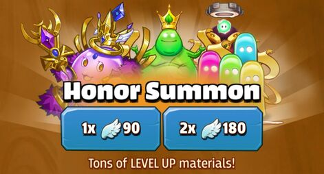 Honor Summon
