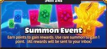 Summon Event
