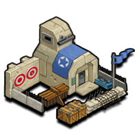 Barracks icon