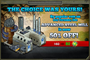 Choice Was Yours Sale February 2014