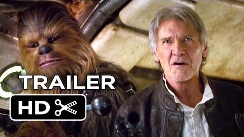 Star Wars Episode VII - The Force Awakens Official Teaser Trailer 2 (2015) - Star Wars Movie HD-1