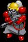Flametrooper grey front