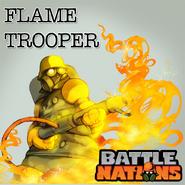 Flame Trooper Web Promo