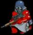 Sniper grey front