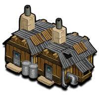 Bunkhouses icon