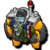 S bounty hunter icon
