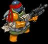 Ranger back