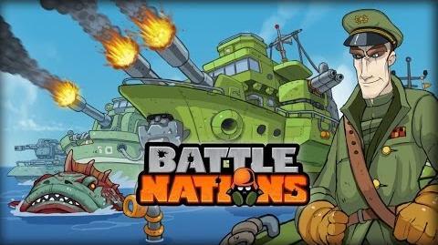Battle Nations 4.5 Naval Warfare!