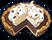 Job bakery puddingPie icon