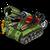 Veh artillery napalm icon