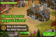 Bunkhouse Discount