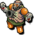 S trooper zombie cannon icon