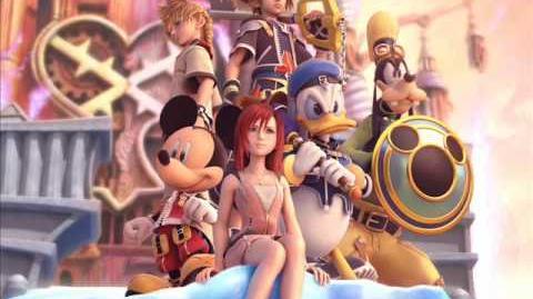 Kingdom Hearts 2- Passion Instrumental
