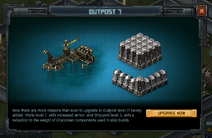 Outpost Level 7 Banner