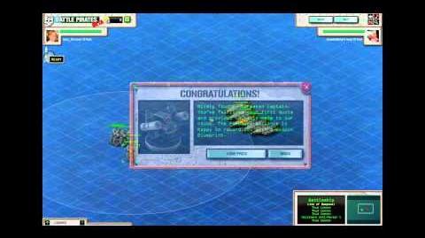 Revenge Raid IV Draconian Battleship