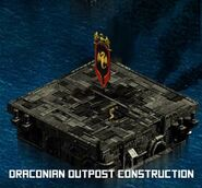 2 draconian outpost construction