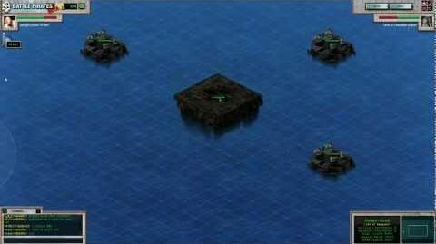 Battle Pirates Base Invaders II Donaghy vs (31) Drac outpost solo
