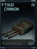 Thud Cannon