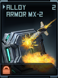 Alloy Armor MX-2