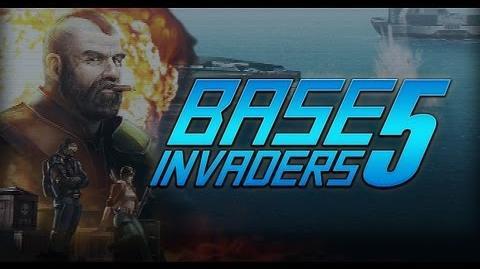 Base Invaders V