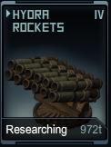 Hydra Rockets