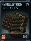 Maelstorm Rockets
