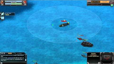 Battle Pirates - Drac Hunt - Level 50 Military Fleet