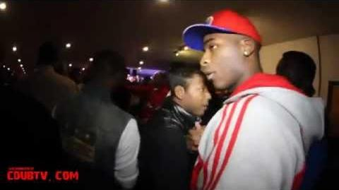 Lights Out Battle Rapper 'Hitman Holla' TKO's Man Who Was Threatening To Hurt Him