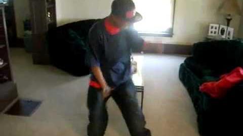 Urltv battle rapper jc popping it for chris stokes