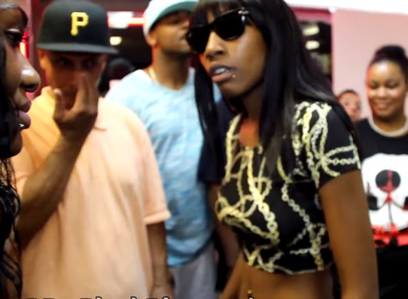 Diamant Rapper dating 2014