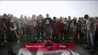 Марина Кацуба vs Drago (Versus Battle)