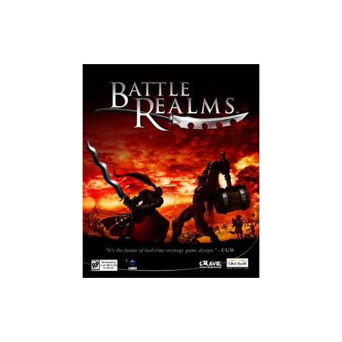 Battle Realms Cover Art
