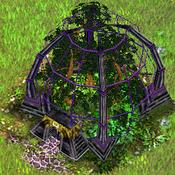 Lotus Aviary screen