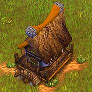 Dragon Peasant Hut