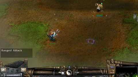 Ballistaman's Totem Rapid Shooting Bug
