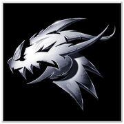 Dragon Logo with border