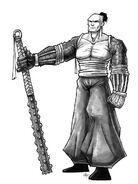 Guardian - Dragon Clan