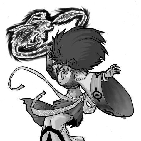 Battle Maiden Concept Art