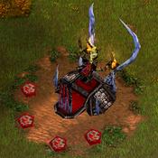 Serpent Necromancer's Throne screen