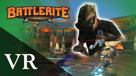VR Spectator Mode & Broadcasting in Battlerite