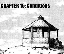 Chapter 15-Conditions
