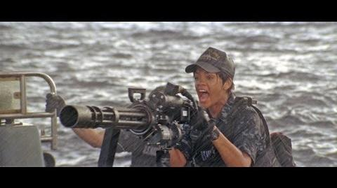 Rihanna - OTS Naval Training