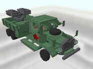 Groza Artillery System