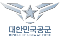 ROK Air Force Logo 1
