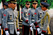 ROK Army Ceremonial Uniforms