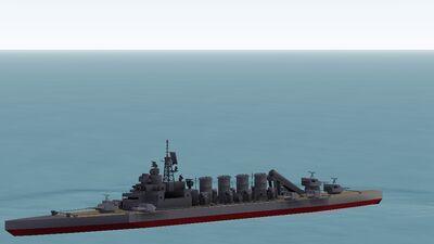 Yūgumo-Class Destroyers