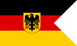 Bundesmarine Ensign 1