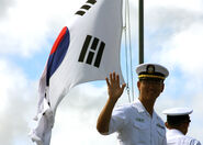 ROK Navy Petty Officer