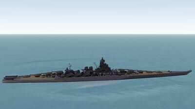 Tokugawa-Class Battleship